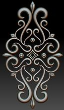 Download free 0d model of decorative element